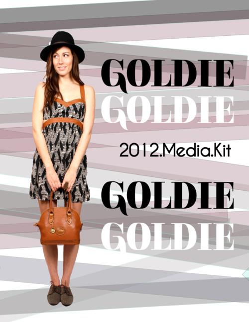 Goldie Media Kit