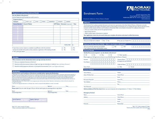 69335 Taieri Aoraki Poly Enrol Form[1]