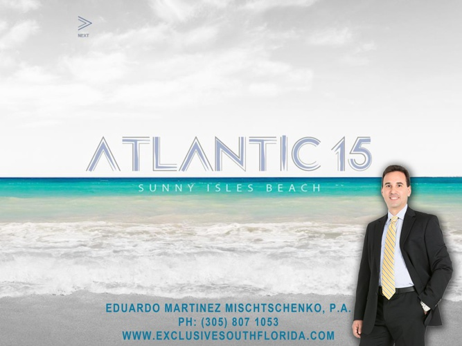 Atlantic 15 Brochure