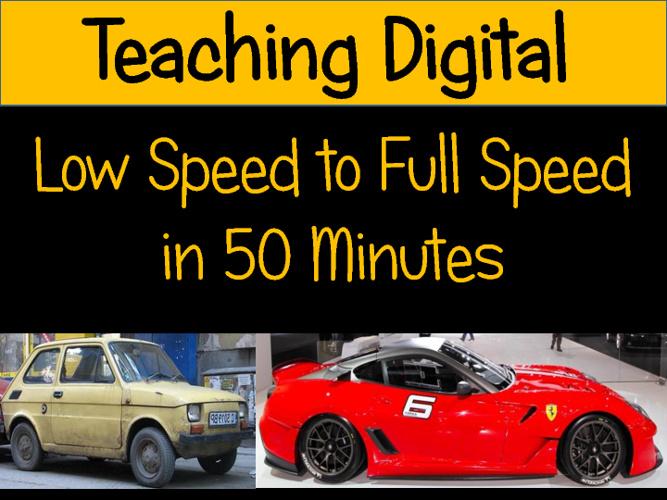 Teaching Digital METC 2012