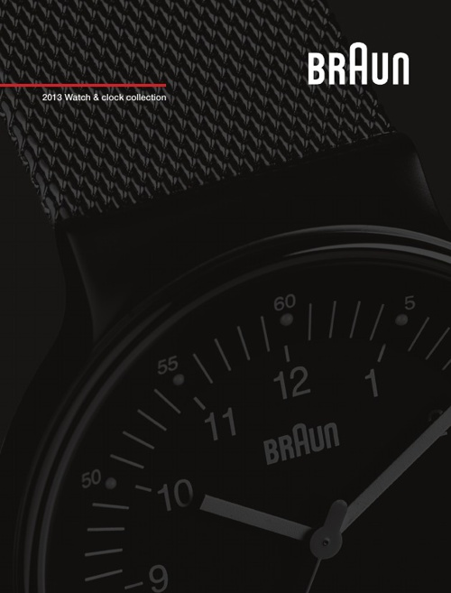 Braun 2013 Catalogue