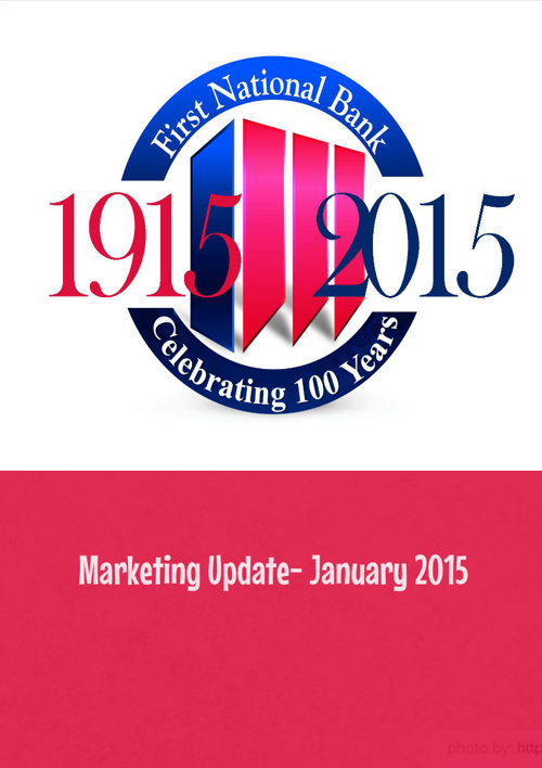 January Marketing Update