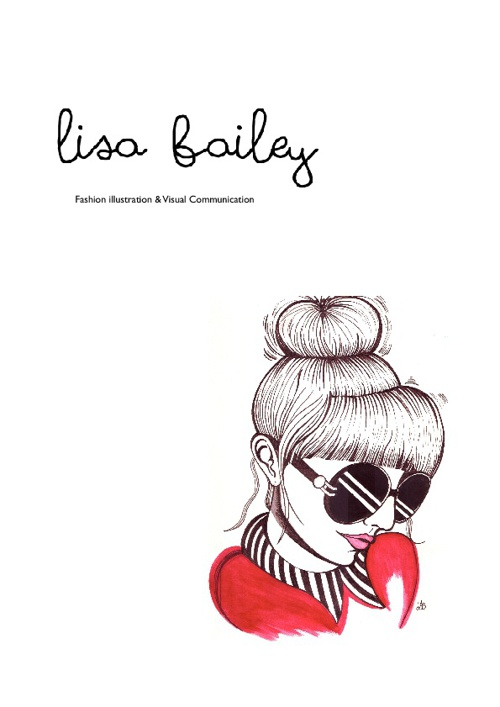 Lisa Bailey Portfolio (Illustration and creative communication)