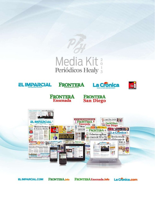 Media Kit - PERIODICOS HEALY