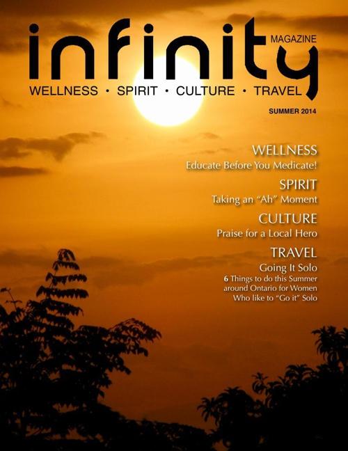 Infinity Magazine Summer 2014