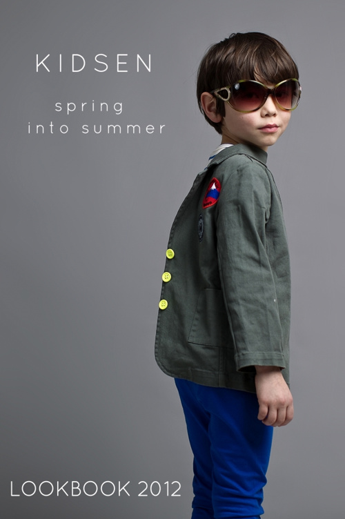 The KIDSEN Look For Spring Summer 12