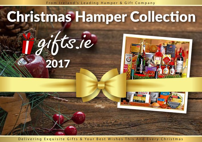 gifts.ie Christmas Hamper Brochure 2017