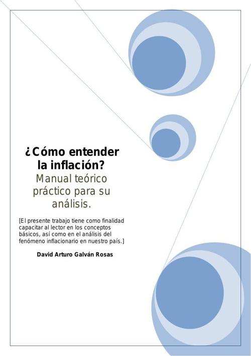 Inflacion documento interactivo