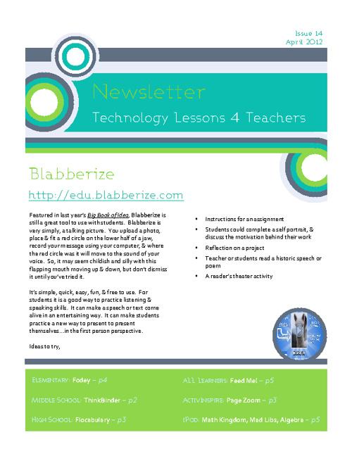 TL4T - Issue 14, Apr 2012