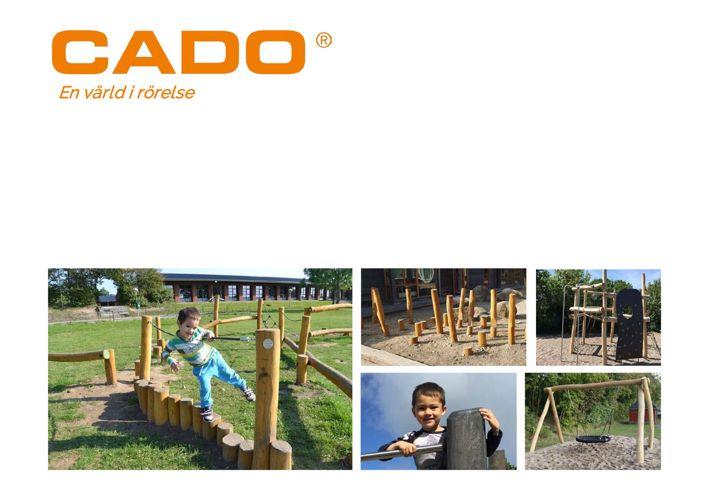 CADO SE - En värld i rörelse