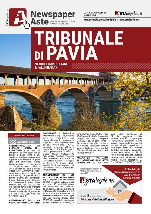Pavia marzo 2017