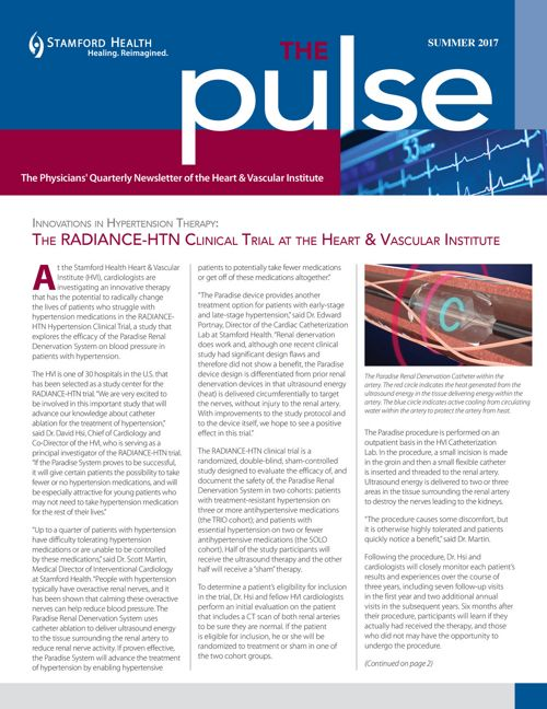 The Pulse - Summer 2017