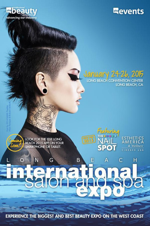 2015 ISSE Long Beach Pre-Show Brochure