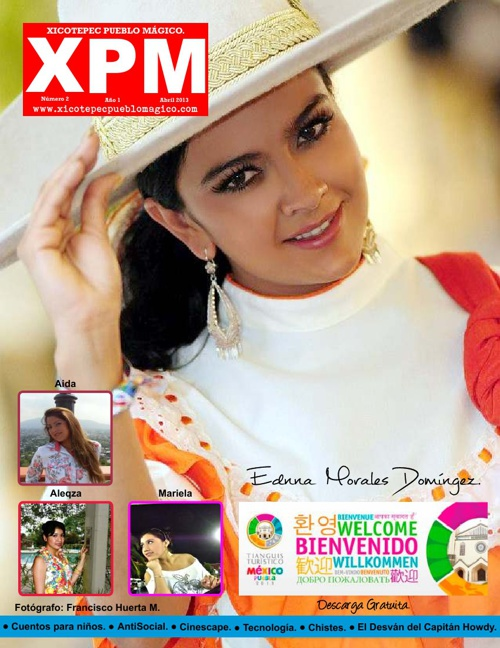 Revista Digital XPM 2a Edicion Abril