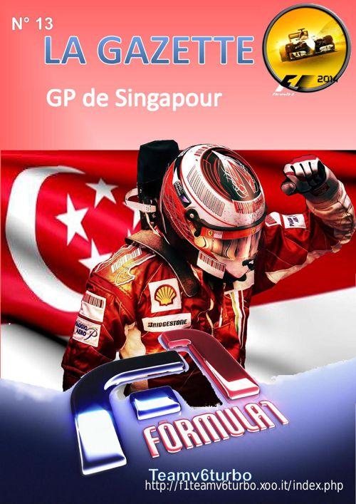 Gazette Singapour