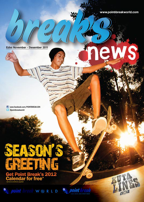 Break's News - edisi Nov-Des 2011
