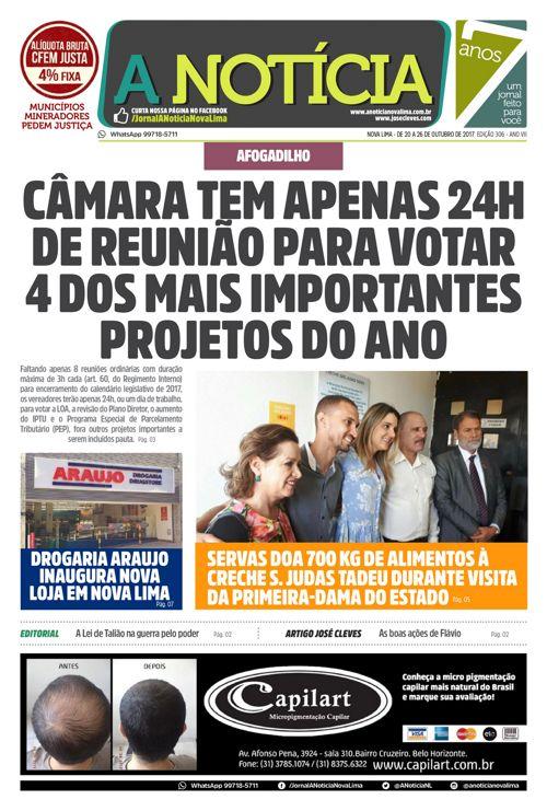 Jornal A Notícia - Edição 306-web