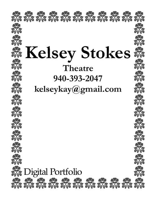 Kelsey Stokes - Portfolio