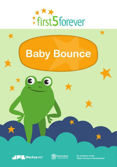 Baby Bounce Booklet