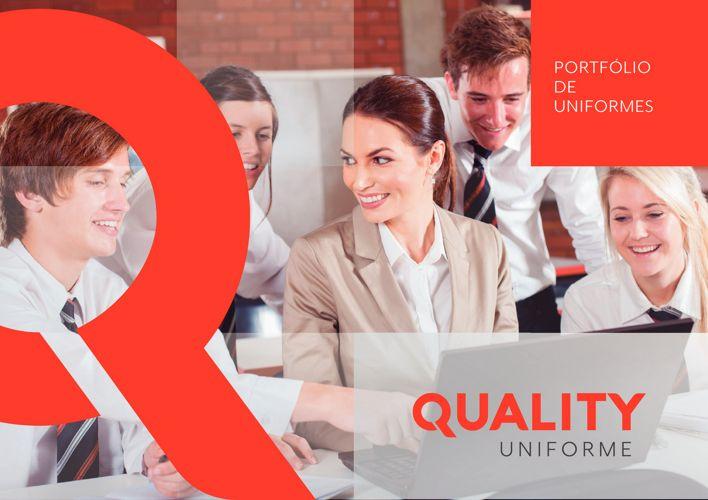 Portfólio Uniformes - Quality