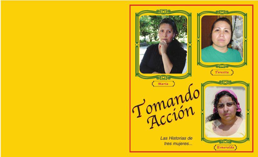 Fotonovela - Tomando Acción