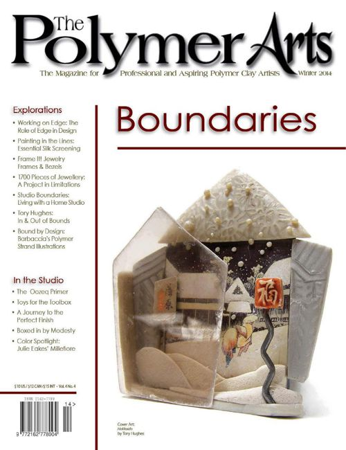 Sampler: ThePolymerArts Winter 2014 Boundaries