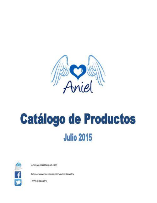 CatalogoAniel