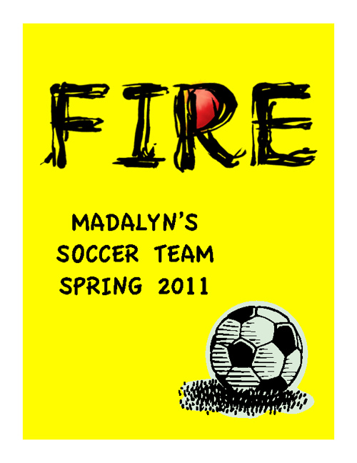 Madalyn Rushing: Team FIRE!!