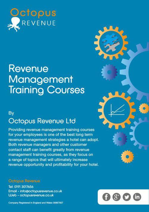 Revenue Management Training Courses by Octopus Revenue Ltd.