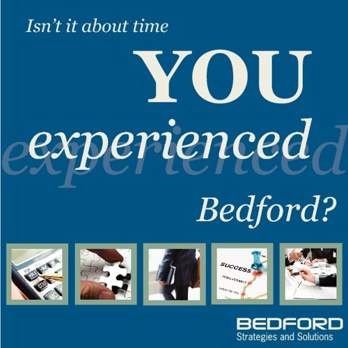 Experience Bedford