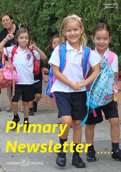 Newsletter octubre