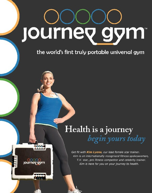 journey gym Brochure
