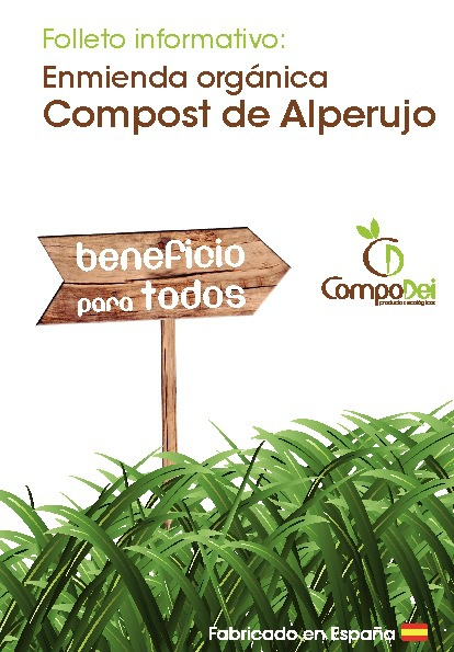 """Compost de Alperujo """"Compodei S.L"""""""