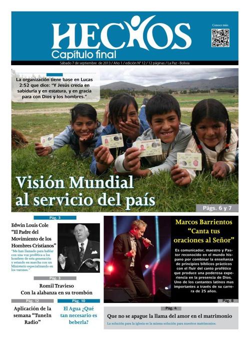 Periodico Hechos Nro. 12