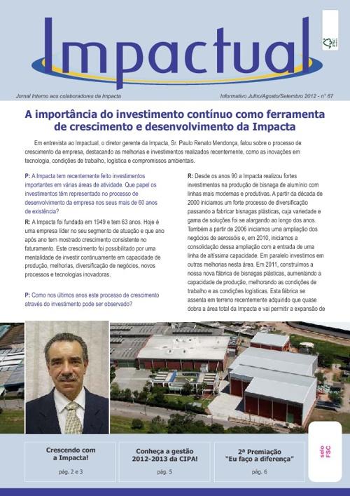 Impacta Brazil - Jornal Impactual nº 67