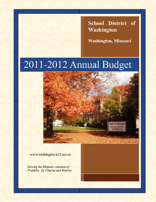 2011-12 District Budget Presentation