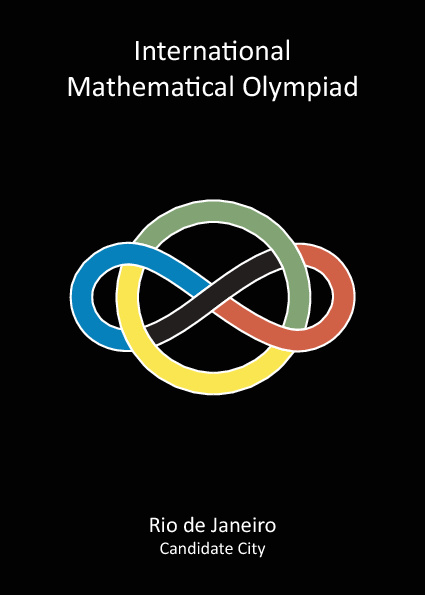 Boneca livreto Olimpíada de Matemática