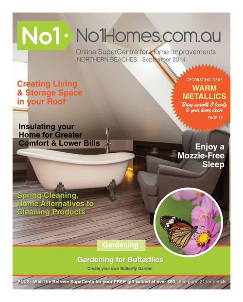No1Homes Northern Beaches September 2014