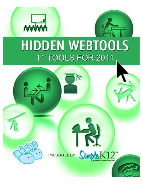 HIDDEN WEBTOOLS 2011