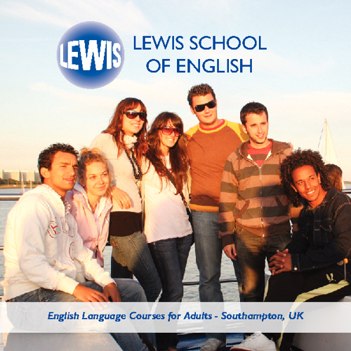 Lewis School of English Brochure - Adult School
