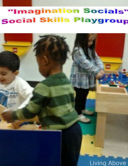 Imagination Socials & Creative Learning Groups!