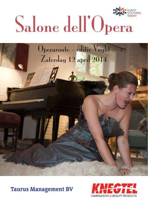 Programmaboekje Salone dell'Opera 2014