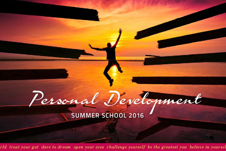 Personal Development Summer School - PromoPack