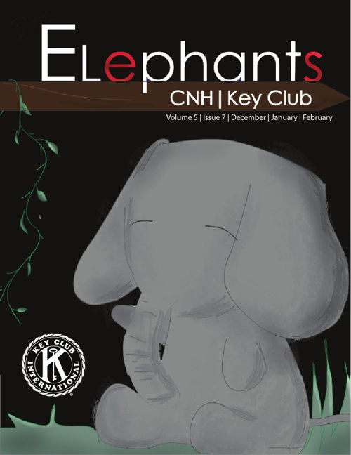Elephants - Volume 5 Issue 8 January and February