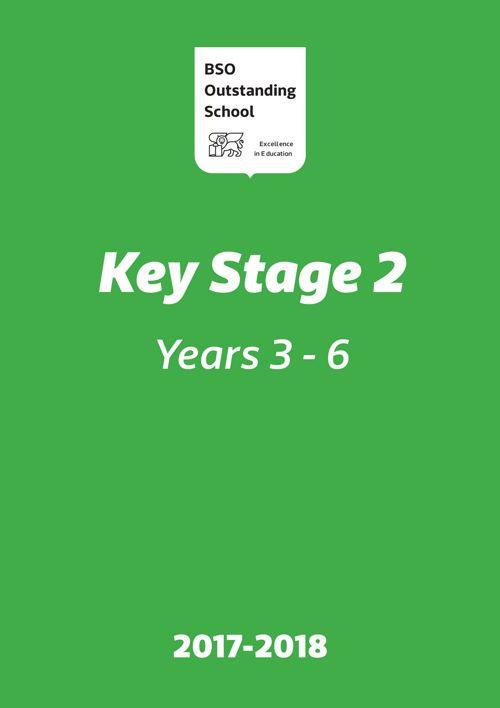 KS2 Parent Information Handbook 2016.17