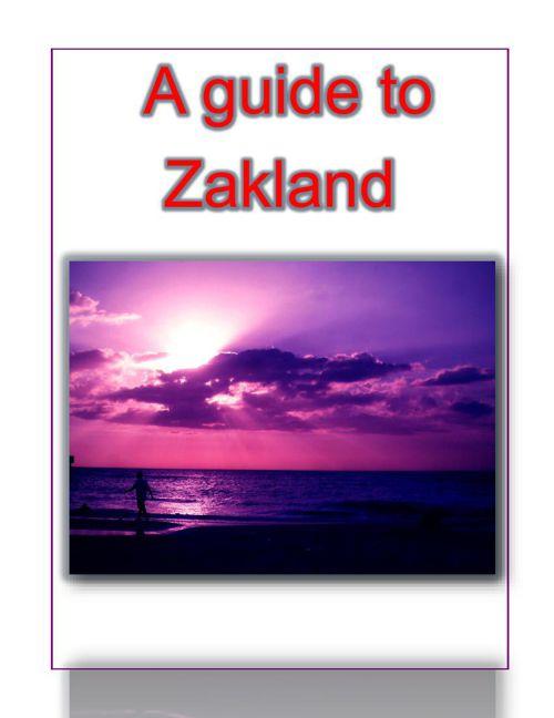 zak land news paper