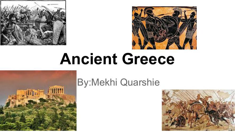Mekhi A Quarshie Ancient Greece Flipbook