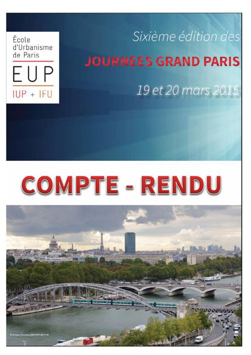 Compte-rendu - Journées Grand Paris (6)