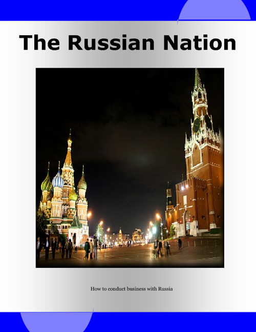 The Russian Nation