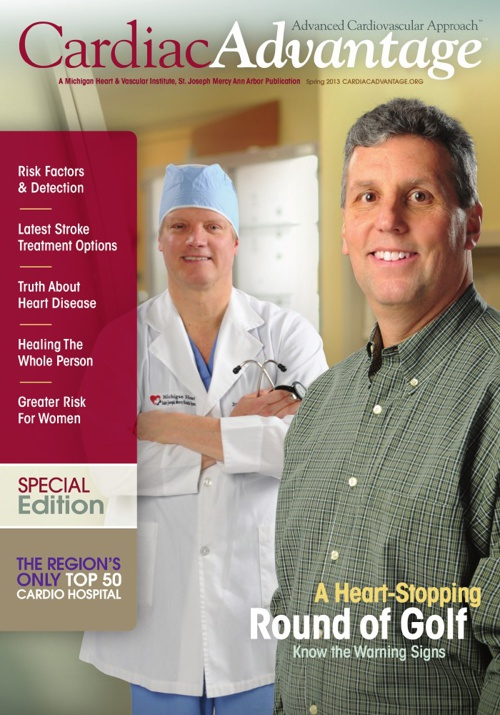 Cardiac Advantage Spring 2013